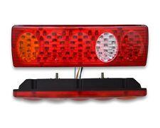 x 2 24V LED Erholung Rücklicht Lampen Heck lichter-lkw Renault Scania Volvo DAF