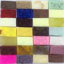 Jabón natural hecho a mano pequeño Salvatore Tripi carbón miel Rosas Oliva Hecho a Mano