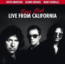 Keith Emerson - BOYS CLUB (LIVE FROM CALIFORNIA) [CD]