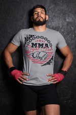 Para Hombres Camiseta MMA
