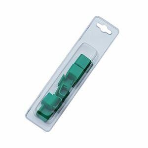 Decora 5205293 Clips Box Haccp, Verde, 12 unità (W1U)