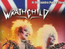 Wrathchild - Live in London DVD 1984 GLAM ROCK MUSIC CAMDEN PALACE NEW FREE SHIP