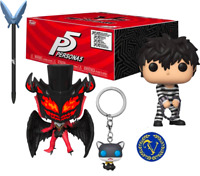 Persona 5 Collector Box 2 Funko Pop Vinyls NEW in SEALED BOX