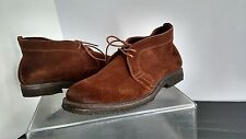Frye Carter Chukka Men's Lace-up Boots sz 9 D