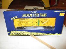American Flyer 6-49953 Bananas reefer (#3)