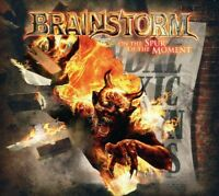 Brainstorm : On The Spur Of The Moment (Ltd. Digipack CD***NEW*** Amazing Value