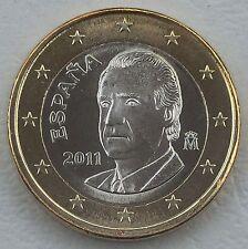 1 Euro Spanien 2011 Juan Carlos unz