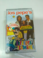 Los Pepe´s Fiesta Flamenca - Cinta Tape Cassette Nueva