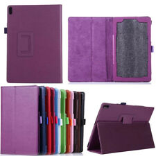 """7"""" 8"""" 10"""" Case For Lenovo Tab 2 3 /Yoga Tab 3 Tablet PU Leather Stand Flip Cover"""