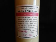 Bath and Body Works Comforting Foam Bath Armotherapy YLANG ROSE Sensuality RARE