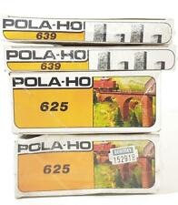 UNMADE POLA 625, 639 HO - SINGLE TRACK STONE VIADUCTS & HEIGHT EXTENSION PILLARS
