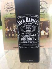 Jack Daniels Not Just A Barrel Classic Singles Pop Top Tin