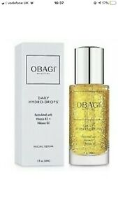 Obagi Daily Hydro Drops Facial Serum with B3 +Hibiscus Oil 30ml / 1oz vitamin c