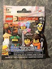 Lego Ninjago Movie Minifigures Series  71019 SEALED