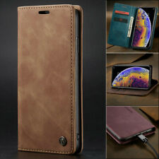 MAGNETIC FLIP COVER Leather Wallet Card Case For iPhone 11 PRO XS MAX/8/7/6 Plus