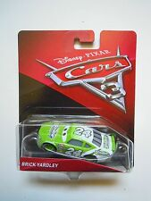 Disney Cars 3 Personaggio Brick Yardley Mattel Dvx53
