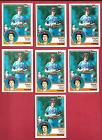 FRANK VIOLA 7 CARD LOT 1983 TOPPS #586 ROOKIE MINNESOTA TWINS MLB BASEBALL
