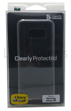 100% autentico OtterBox Clearly protetti Skin Case Cover per Samsung Galaxy S8