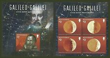 Space Sheet Montserratian Stamps