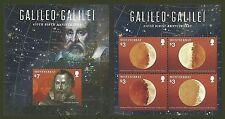 Space Sheet Montserratian Stamps