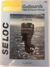 SELOC 1408 Service Manual Mercury Outboards 90-300 HP 6-cyl 1965-1989 2-stroke