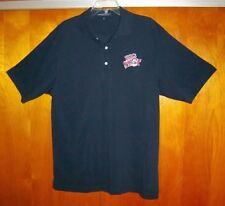 BIG SHOT Golf Polo Shirt Men's Size Large  Port Authority Embroidered Logo ~ EUC