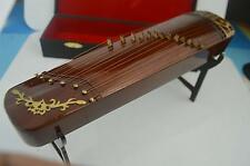 1/6 FIGURE wood Guzheng model China Musical instrument Length 25cm