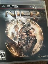 Nier (Sony PlayStation 3, 2010) Complete FAST SHIPPING Adult