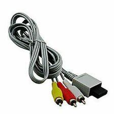 Cables y adaptadores para Nintendo Wii