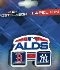 Red Sox vs Yankees 2018 ALDS Pin New York Boston NY N.Y. AL playoffs PSG