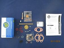 MG TF MGA H4  SU TWIN CARB REBUILD  KIT CARBURETTOR