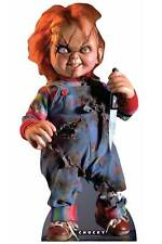 Scarred Chucky from Bride of Chucky Official Lifesize Cardboard Cutout