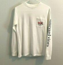Men's Vineyard Vines White Florida Long Sleeve T-shirt - Size XS -Free Shipping!