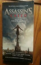 Movie Tie-In (5) paperback book lot includes Assassins Creed