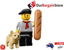 LEGO Minifigure 71018   Connoisseur   Series 17 NEW Genuine Minifigures *FREE...