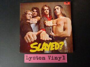 "Slade - Slayed? 12"" Vinyl LP"