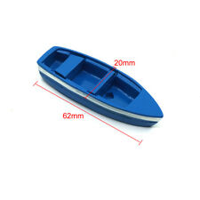Mini Toy Boat Yacht For RC Crawler Truck Buggy Decorative Accessories SCX10 D90