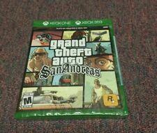 Grand Theft Auto San Andreas (Microsoft Xbox One) Brand New