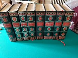8 vol oeuvres completes Famot SHAKESPEARE MUSSET VICTOR HUGO MOLIERE RACINE ...