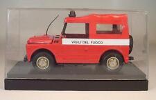 Old Cars 1/43 Fiat Campagnola Vigili del Fuoco Feuerwehr OVP #3151