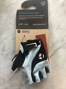 New-Old-Stock BONTRAGER Women's RL Fusion Gelfoam WSD Gloves • Size Small • Blue