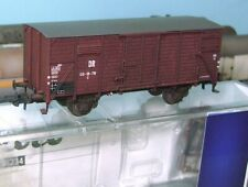 ROCO HO scale ~ DR BOX CAR ~ WEATHERED and BOXED # 56234