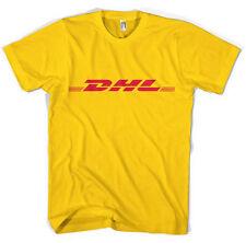 DHL  Unisex Printed T shirt  All Sizes