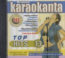 Alejandra Guzman RBD Iskander Kudai Top Hits 13 Karaokanta Karaoke New Sealed