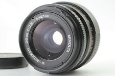 (EX+4) Minolta M-Rokkor 28mm F/2.8 Leica M Mount For CL CLE from japan #137