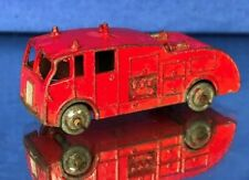 ULTRA RARE BENBROS No 9 FIRE ENGINE WITH MANUFACTURING FAULT UNBOXED RED COLOUR