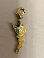 VINTAGE DISNEY TINKERBELL CHARM KEY CHAIN BACKPACK 1980s STAMPED DISNEY CHINA..
