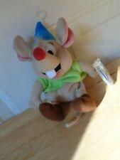 New listing Rare Plush Doll Figure Cinderella Disney Classics Star Beam Gus Gus Mouse Toy