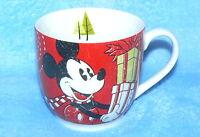 MICKEY MOUSE 13 OZ DISNEY CHRISTMAS PRESENTS HOLIDAY COFFEE MUG CUP
