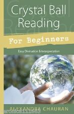 Crystal Ball Reading for Beginners NEW Book Divination Symbol Interpretation